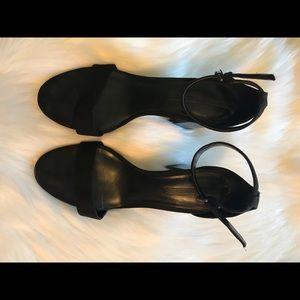 Zara Woman Block Heels